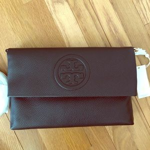 NWT Tory Burch Authentic Bombe Messenger